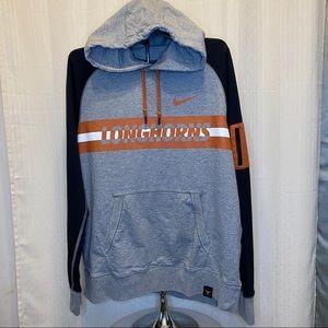 Nike Texas LongHorns large hoodie
